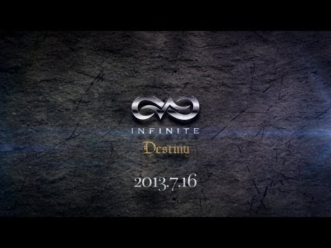 "INFINITE ""Destiny"" Album Official Preview"