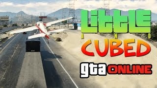Little And Cubed Planes, Pallets, Precision GTA Online