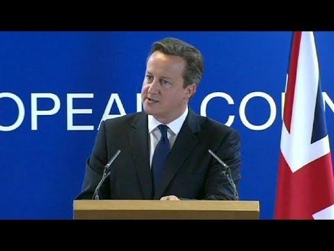 Ue: Cameron contro nomina di Juncker
