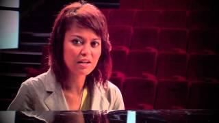 Student singer Sarah Hassanien