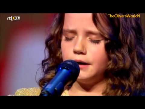 Got Talent 2013   Amira Willighagen 9 (Holland)