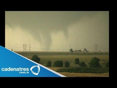 Emergencia en Estados Unidos por tornados / Emergency U.S. tornado