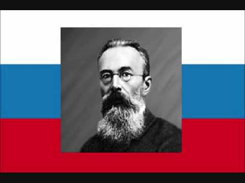 Nikolai Rimsky-Korsakov - Russian Easter Festival Overture Op.36 PART 1 of 2