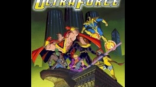 Ultraforce The Animated Cartoons Full Episodes English - Compilation 2015