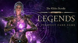 The Elder Scrolls: Legends - E3 2018 Trailer
