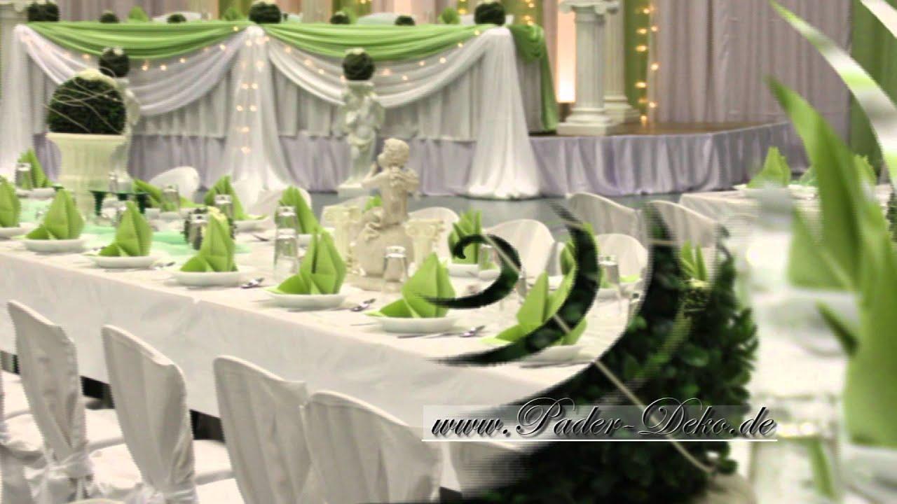 Hochzeitsdekoration Swadba Deko F R Hochzeit