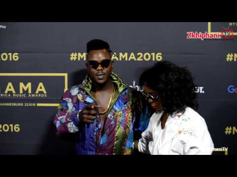 MTV Africa Music Awards  (MAMA) 2016 Red Carpet