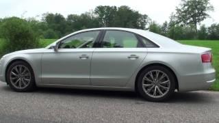 Audi A8 Schauraum Trailer videos