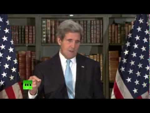 Kerry: Russia has historical, cultural, legitimate and strategic interests in Ukraine