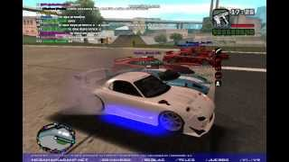 Gta San Andreas Mods Autos (Multiplayer) PC