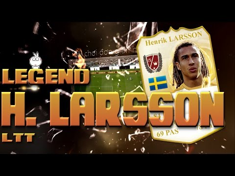 Kênh LTT | Review Henrik Larsson World Legend - FIFA Online 3 Việt Nam