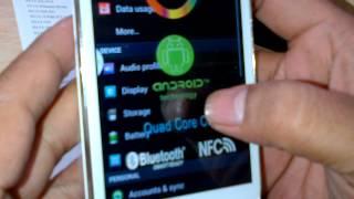 Galaxy S4 Gt-i9500 Clone 2gb Ram 16gb Rom