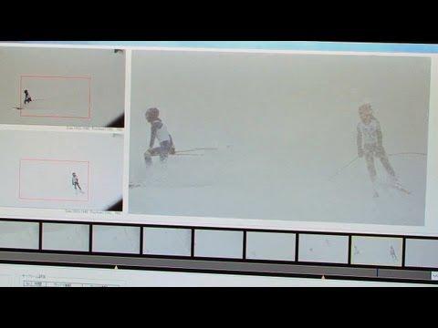 NHKがスポーツ中継向けに開発中の「仮想対決カメラシステム」 #DigInfo