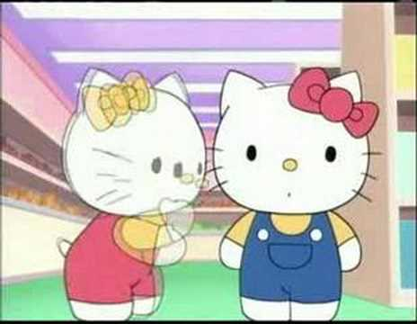 Hello Kitty's Paradise Part 1