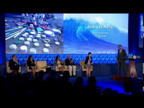 Our Ocean Conference: Marine Pollution