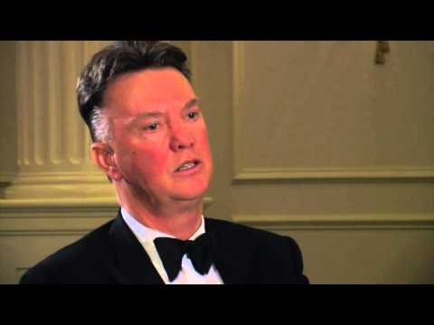 Louis Van Gaal wants to work in England