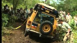 Camel Trophy Land Rover 89 98 Part 2