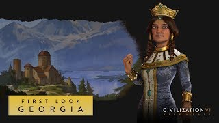 Sid Meier's Civilization VI - Rise and Fall: Grúzia