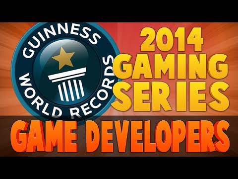 VIDEO GAME WORLD RECORD ★ Game Developers