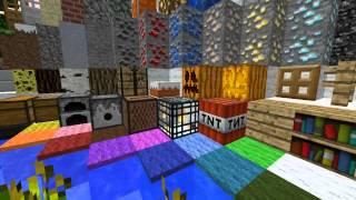 Super TexturePack Minecraft 1.7.2 / 1.7.9 RedCraft