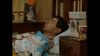 Mr Bean( Present Continuous )