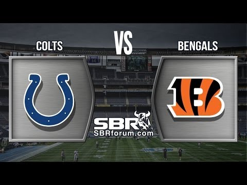 Colts vs Bengals   Semana 14 NFL Temporada Regular   Apuestas Deportivas en Football Americano