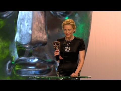 Cate Blanchett wins Best Leading Actress Bafta - The British Academy Film Awards 2014 - BBC One