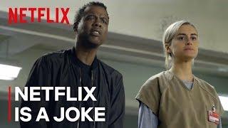 Netflix Is A Joke | Emmys 2017 | Netflix