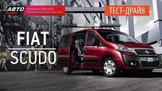 Тест-драйв - Fiat Scudo (Наши тесты) - АВТО ПЛЮС