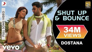 Shut Up & Bounce - Dostana 1080p HD Video Song