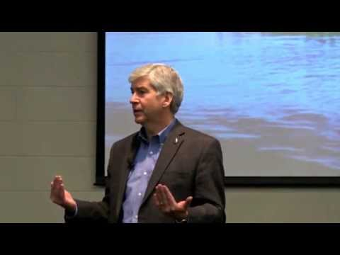 Governor Snyder's Energy and Environment Special Message