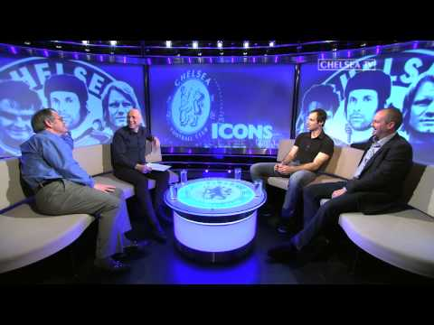 Icons: Cech, Clarke and Webb (part one)