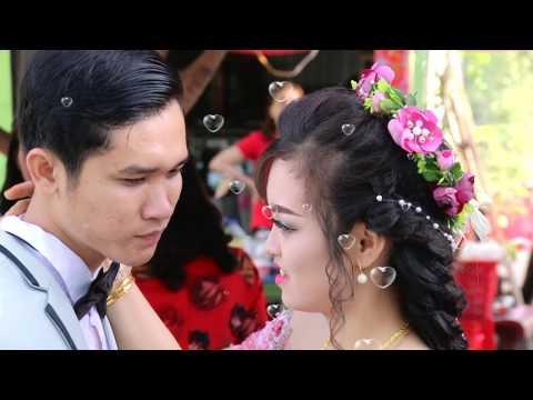 Lễ Vu Quy Ngọc Trinh-Anh Văn (9-3-2017)