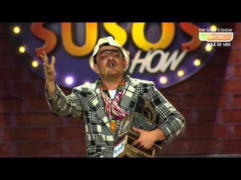 THE SUSO'S SHOW CON JAVIER HERNÁNDEZ BONNET Quinta Temporada
