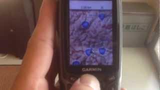 登山 GPS Garmin GPSmap62SJ 日本版 TOPO
