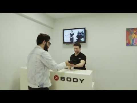 """Müğənni Ayaz Babayev """"XBody Azerbaijan"""" da"""