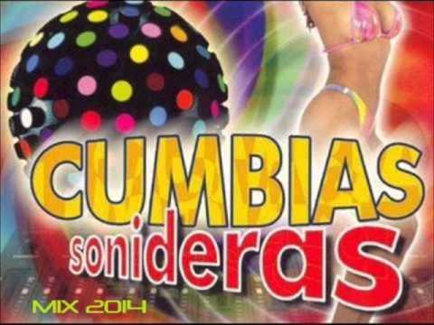 Cumbias Sonideras Mix - 2014