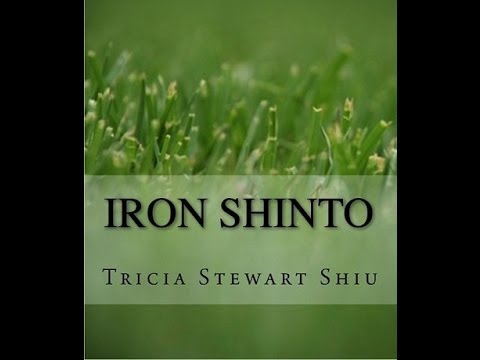 Iron Shinto Book Trailer | Tricia Stewart Shiu | Young Adult Fantasy F