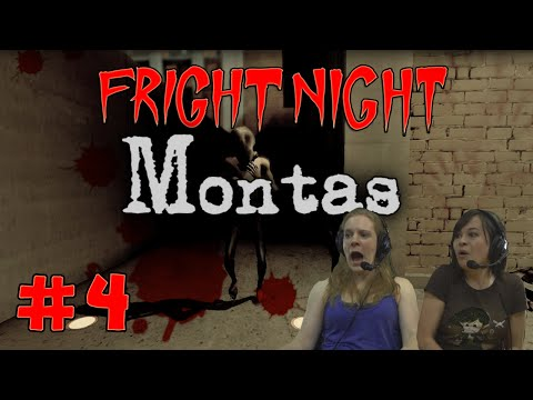 FRIGHT NIGHT: Montas #4 - Farty Ghost!