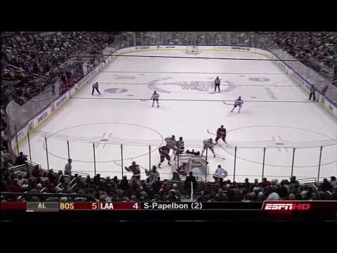 BU Hockey - 2009 NCAA Frozen Four Championship Highlights