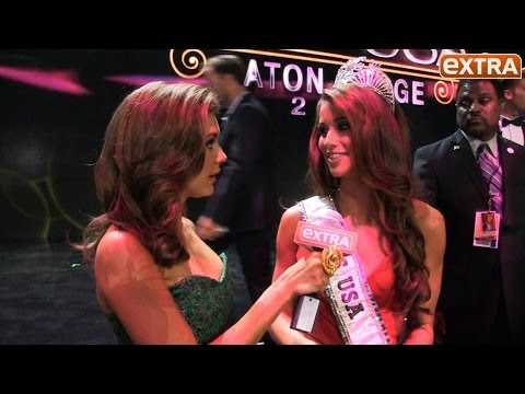 Meet Nia Sanchez, the Newly Crowned Miss USA 2014!