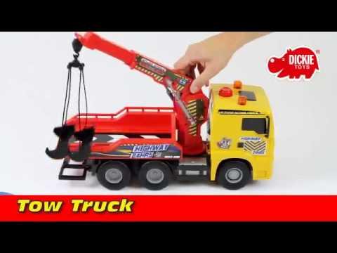 Dickie Toys (xe cau, may xuc)