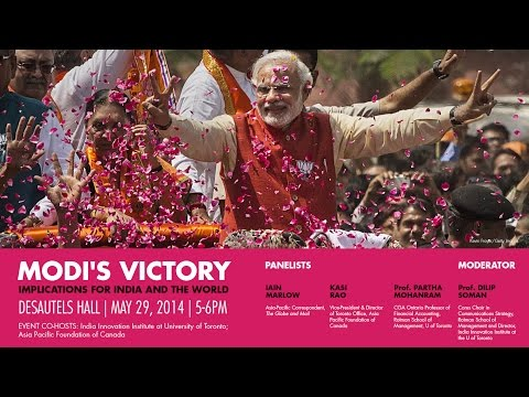 Modi's Victory: Implications for India & the World