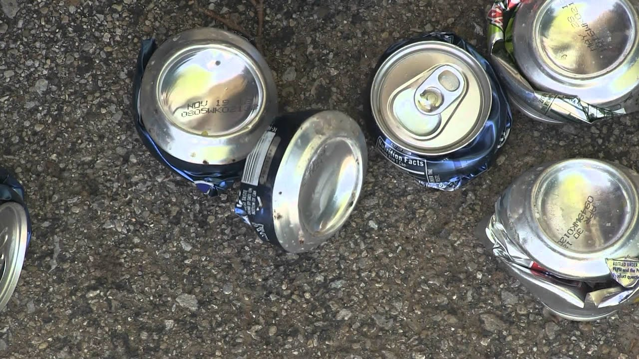 Take to equal one pound selling aluminum cans by the pound youtube
