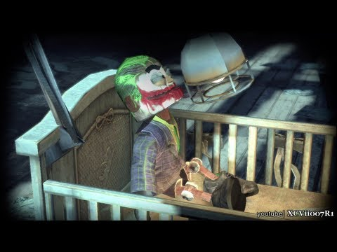 Batman: Arkham City - Harley Quinn's Revenge DLC - Walkthrough (Part 2)