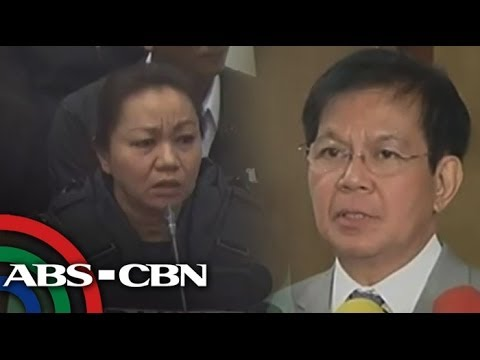 Why Lacson is not satisfied with Napoles' 'tell-all'