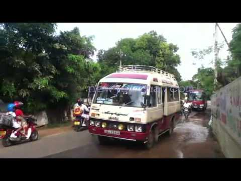 Jaffna Bus prince Awesome