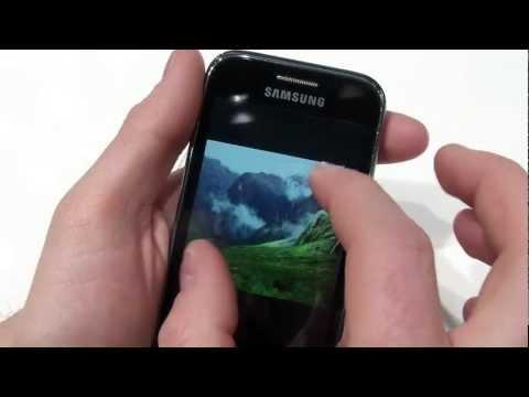 Samsung Samsung Galaxy Ace Plus S7500 İlk Bakış 694
