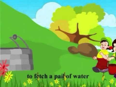 Nursery Rhymes - Jack and Jill went up the Hill