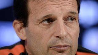 La conferenza di Allegri prima di Juventus-Atalanta - Allegri's pre-match Atalanta conference